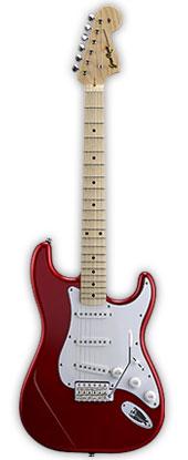 Grass Roots G-SE-58M CAR(Candy Apple Red) グラスルーツ エレキギター ストラトキャスタータイプ