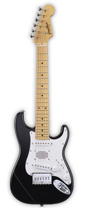 (お取り寄せ)GrassRoots Mini Guitar Series G-SE-MINI/M(BK)(M/Black)グラスルーツ アンプ内蔵ミニエレキギター *ソフトケース付き