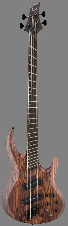(お取り寄せ)LTD B-1004SE MULTI-SCALE(Natural Gloss ) LTD Original Series エレキベース