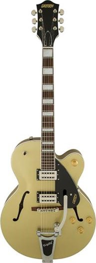 (お取り寄せ)GRETSCH G2420T(Gold Dust) Hollow Body with Bigsby グレッチ エレキギター with Gigbag