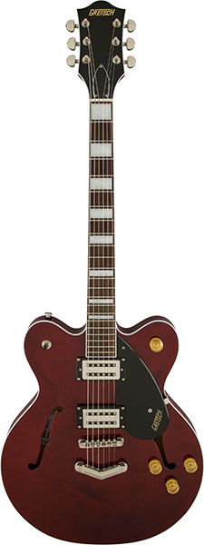 GRETSCH G2622(Walnut Stain) Streamliner Center Block with V-Stoptail グレッチ エレキギター with Gigbag