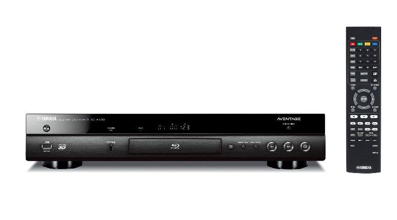 ヤマハ(YAMAHA)CDモード搭載ネットワーク対応BDプレーヤー AVENTAGE BD-A1060(B)(ブラック)