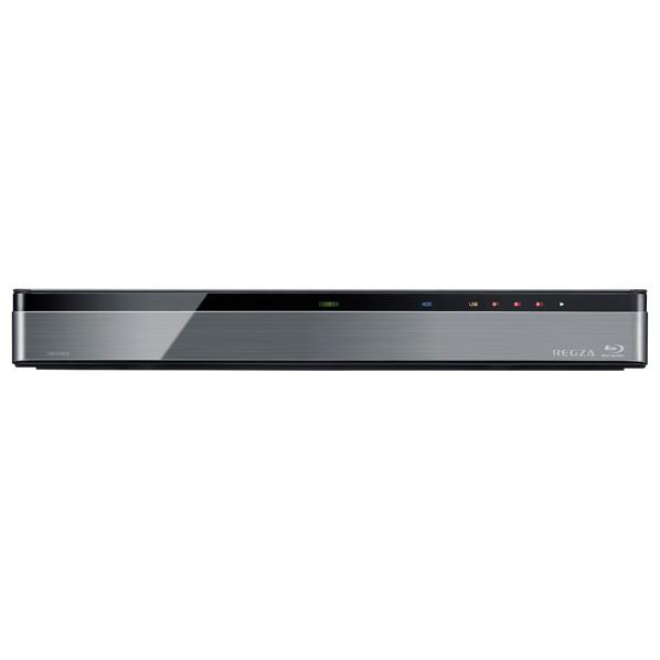 東芝 4TB HDD内蔵ブルーレイレコーダー レグザタイムシフトマシン DBRM4008