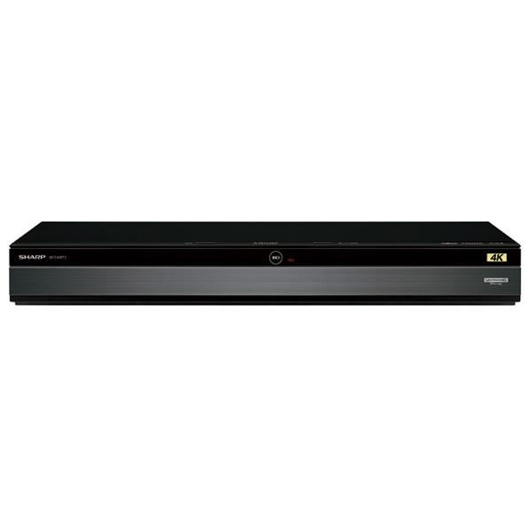 シャープ 4TB HDD内蔵ブルーレイレコーダー【UHD対応】 AQUOS 4Kレコーダー 4BC40BT3