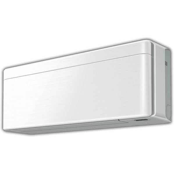 (商品お届けのみ)ダイキン S22WTSXS-WS 6畳向け 冷暖房インバーターエアコン risora SXシリーズ ラインホワイト [S22WTSXSWS] ※受注生産品につき、別途日数が必要です。