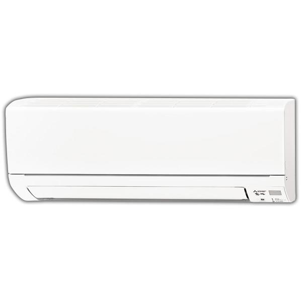 (商品お届けのみ)三菱 MSZ-E2519-Wセット 8畳向け 冷暖房インバーターエアコン オリジナル 霧ヶ峰 ピュアホワイト [MSZE2519WS]
