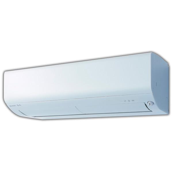 (商品お届けのみ)三菱 MSZ-EX2519E7-Wセット 8畳向け 自動お掃除付き 冷暖房インバーターエアコン KuaL 霧ヶ峰 ピュアホワイト [MSZEX2519E7WS]
