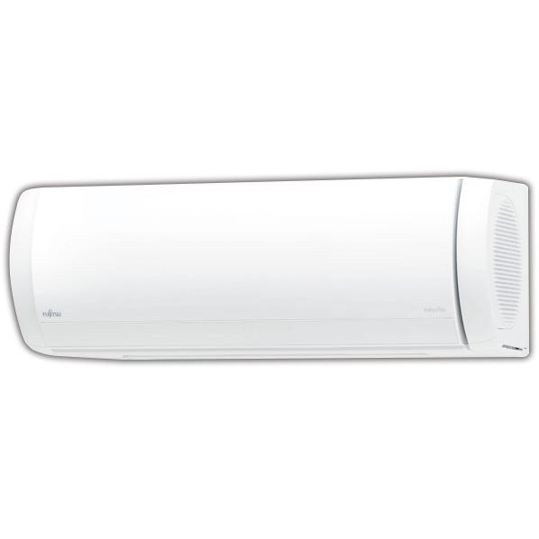 (商品お届けのみ)富士通ゼネラル AS-259XE7S 8畳向け 自動お掃除付き 冷暖房インバーターエアコン KuaL nocria XEシリーズ ホワイト [AS259XE7S]