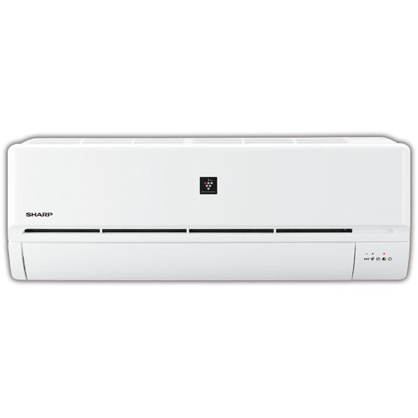 (商品お届けのみ)シャープ AYJ25DE7S 8畳向け 冷暖房インバーターエアコン KuaL プラズマクラスターエアコン ホワイト