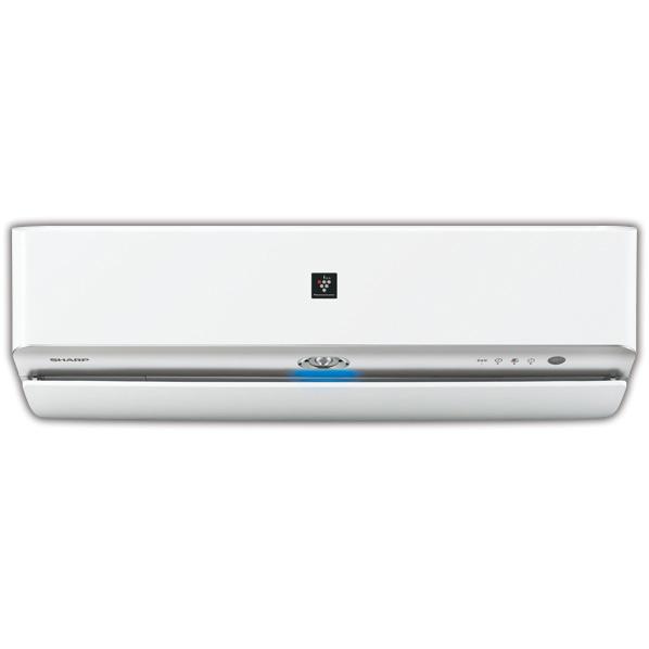 (商品お届けのみ)シャープ AYJ25XE7S 8畳向け 自動お掃除付き 冷暖房インバーターエアコン KuaL プラズマクラスターエアコン ホワイト