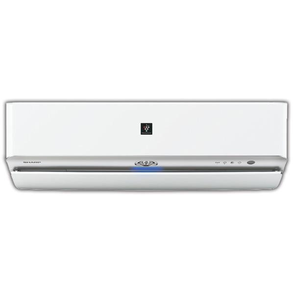 (商品お届けのみ)シャープ AYH25XE6S 8畳向け 自動お掃除付き 冷暖房インバーターエアコン KuaL プラズマクラスターエアコン ホワイト系