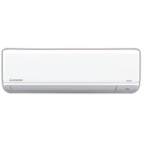 (商品お届けのみ)三菱重工 8畳向け 冷暖房インバーターエアコン KuaL ビーバーエアコン SRKT25E7XWS