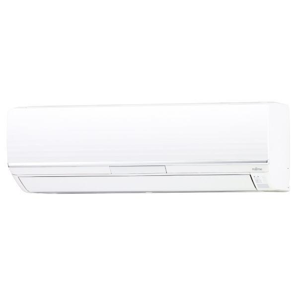 (商品お届けのみ)富士通ゼネラル AS-288CE6S 10畳向け 自動お掃除付き 冷暖房インバーターエアコン KuaL nocria CEシリーズ ホワイト [AS288CE6S]