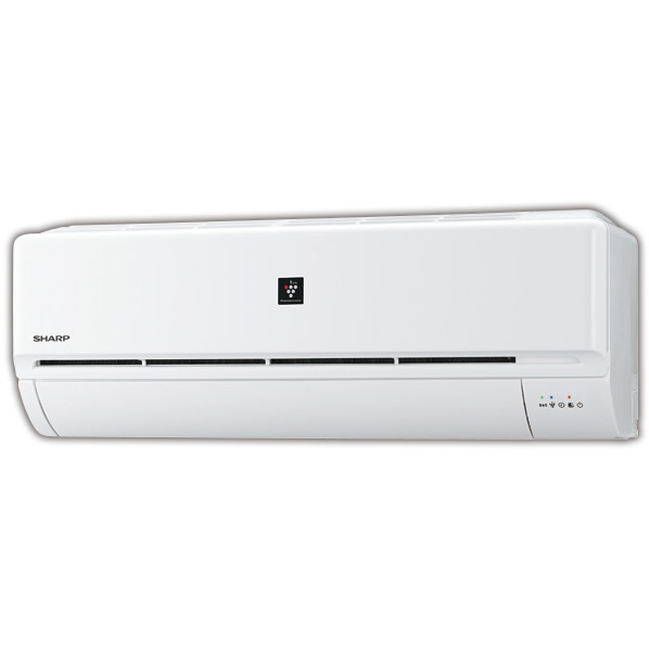 (商品お届けのみ)シャープ AYJ28DE7S 10畳向け 冷暖房インバーターエアコン KuaL プラズマクラスターエアコン ホワイト