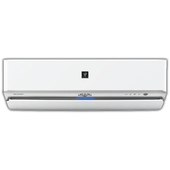 (商品お届けのみ)シャープ AYH28XE6S 10畳向け 自動お掃除付き 冷暖房インバーターエアコン KuaL プラズマクラスターエアコン ホワイト系