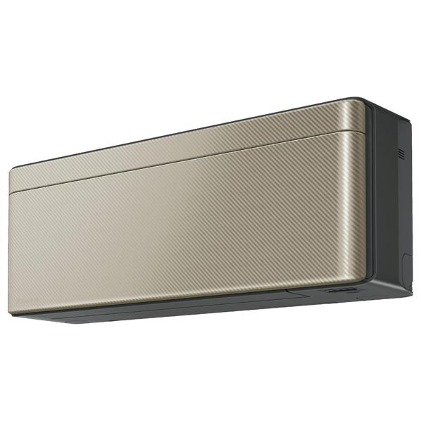 (商品お届けのみ)ダイキン AN36WSS-NS 12畳向け 冷暖房インバーターエアコン risora Sシリーズ ツイルゴールド [AN36WSSNS] ※受注生産品につき、別途日数が必要です。
