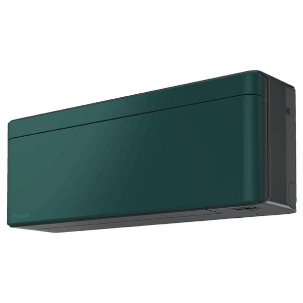(商品お届けのみ)ダイキン S36VTSXS-G 12畳向け 冷暖房インバーターエアコン risora フォレストグリーン [S36VTSXSGS] ※受注生産品につき、別途日数が必要です。