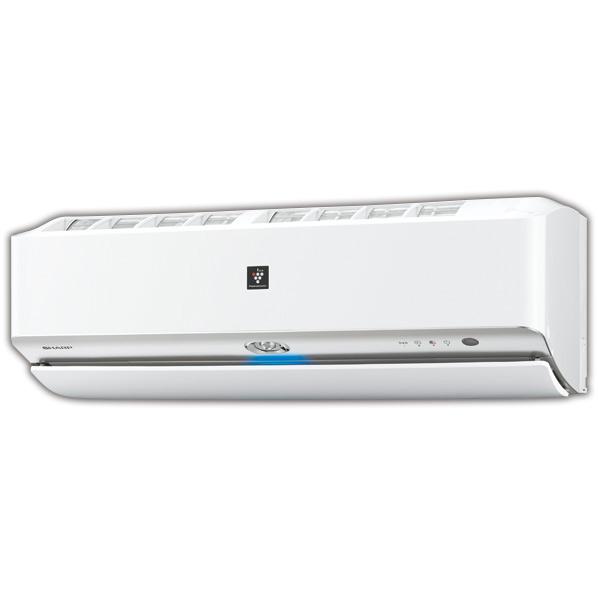 (商品お届けのみ)シャープ AYJ36XE7S 12畳向け 自動お掃除付き 冷暖房インバーターエアコン KuaL プラズマクラスターエアコン ホワイト