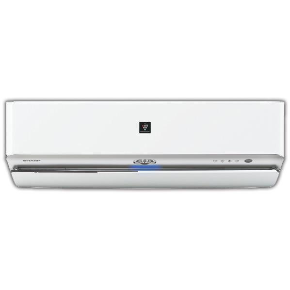 (商品お届けのみ)シャープ AYH36XE6S 12畳向け 自動お掃除付き 冷暖房インバーターエアコン KuaL プラズマクラスターエアコン ホワイト系