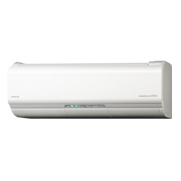 (商品お届けのみ)日立 RASJT40H2E6WS 14畳向け 14畳向け 自動お掃除付き 冷暖房インバーターエアコン KuaL RASJT40H2E6WS ステンレス 白くまくん・クリーン 白くまくん スターホワイト, 釣具のマスタック:cd26b000 --- sunward.msk.ru