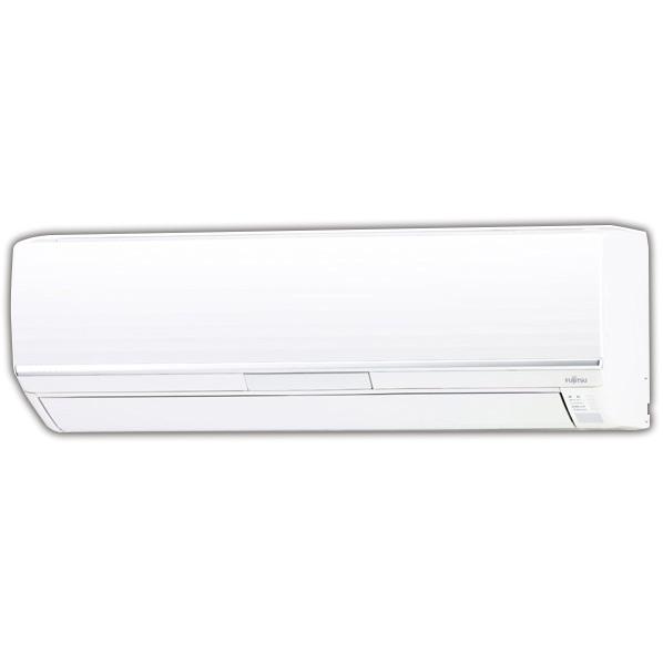 (商品お届けのみ)富士通ゼネラル AS-409C2E7S 14畳向け 自動お掃除付き 冷暖房インバーターエアコン KuaL nocria CEシリーズ ホワイト [AS409C2E7S]