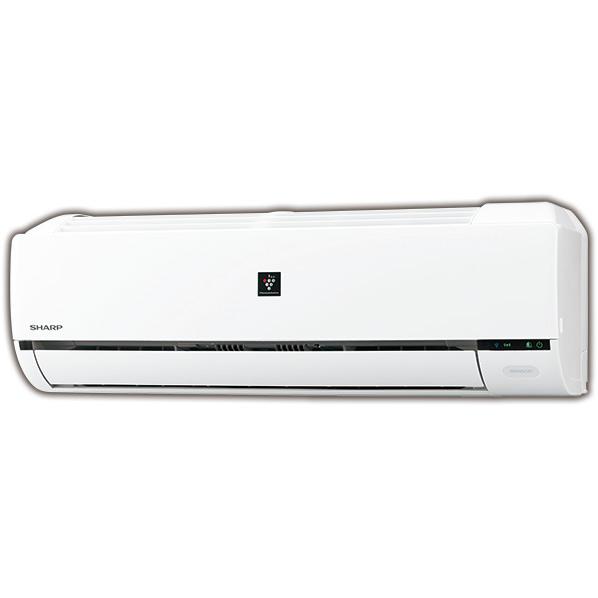 (商品お届けのみ)シャープ AYH40DE6S 14畳向け 冷暖房インバーターエアコン KuaL プラズマクラスターエアコン ホワイト