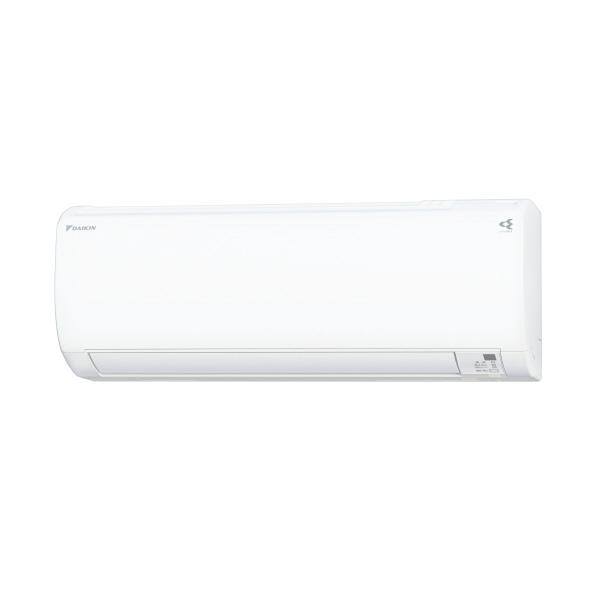 (商品お届けのみ)ダイキン ATE56WPE7-WS 18畳向け 冷暖房インバーターエアコン KuaL ATEシリーズ ホワイト [ATE56WPE7WS]