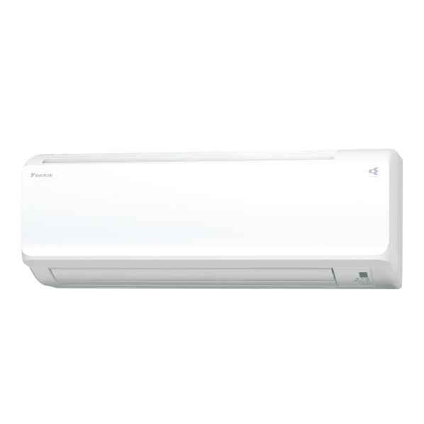 (商品お届けのみ)ダイキン ATF56WPE7-WS 18畳向け 自動お掃除付き 冷暖房インバーターエアコン KuaL ATFシリーズ ホワイト [ATF56WPE7WS]