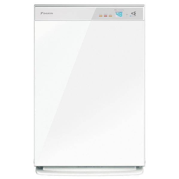 (物流在庫あり)ダイキン MCK70VE6-W 加湿空気清浄機 KuaL ホワイト MCK70VE6W
