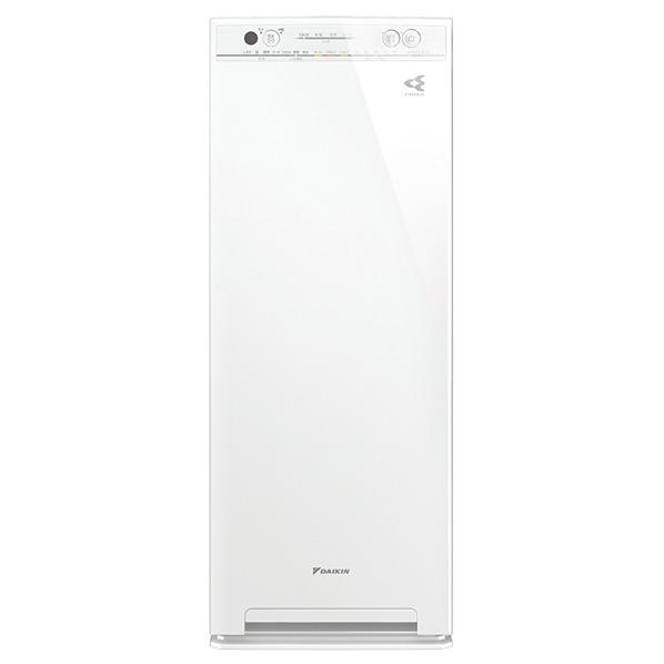 ダイキン MCK55VE6-W 加湿空気清浄機 KuaL ホワイト [MCK55VE6W]