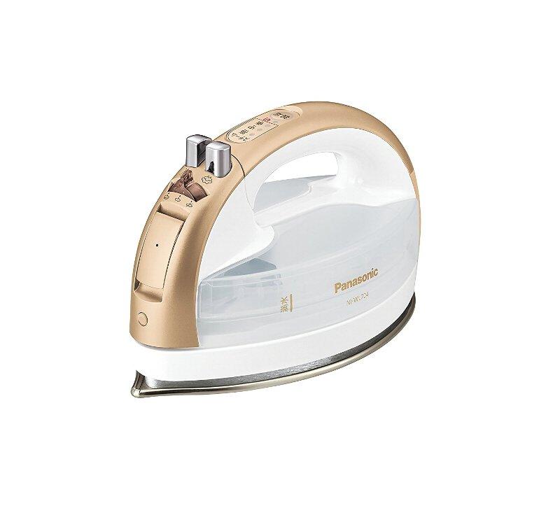 パナソニック (Panasonic) コードレススチームアイロン NI-WL704-N ゴールド [NIWL704N]