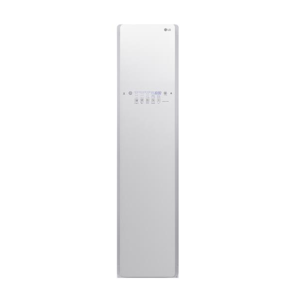 LGエレクトロニクス 衣類乾燥機 styler ホワイト S3WF ※配送・設置は、最寄のエディオン配送センターよりお伺いいたします。[全国送料無料 ※一部地域を除く]