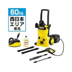 (お取り寄せ)ケルヒャー (50Hz/東日本エリア専用)高圧洗浄機 K4サイレントホ?ムキツト50HZ