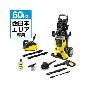(お取り寄せ)ケルヒャー (60Hz/西日本エリア専用)高圧洗浄機 K5サイレントカ?ホ-ムキツト60HZ