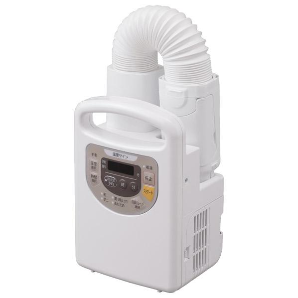アイリスオーヤマ KFK-C3-WP ふとん乾燥機 カラリエ パールホワイト [KFKC3WP]