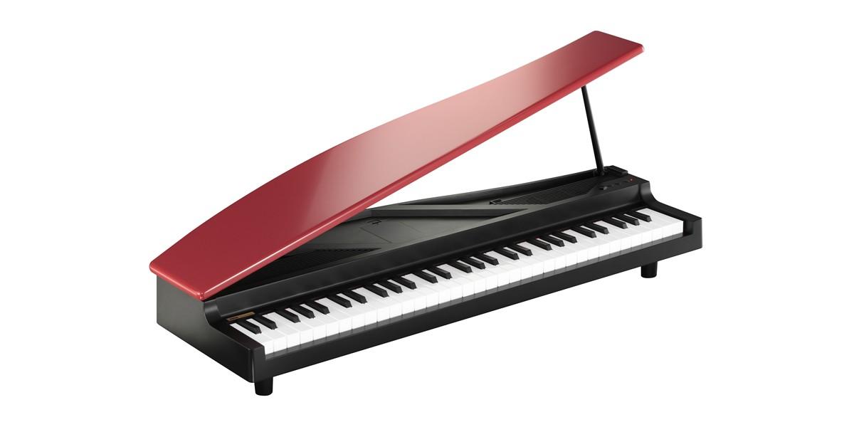 (お取り寄せ)(ポイント6倍)KORG MICROPIANO RD コルグ コンパクトデジタルピアノ マイクロピアノ