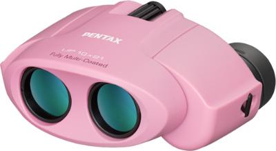 (お取り寄せ)ペンタックス (PENTAX) 双眼鏡 Uシリーズ UP 10x21(UP10x21)ピンク
