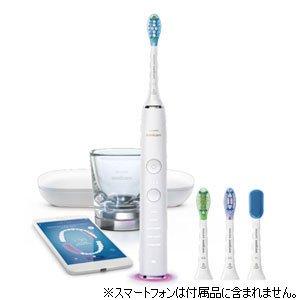 (お取り寄せ)フィリップス 電動歯ブラシ(ホワイト)PHILIPS sonicare ソニッケアー ダイヤモンドクリーンスマート HX9924/05