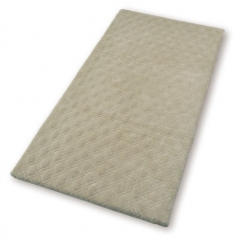 プリマレックス 敷きパッド35 セミダブルサイズ 120×200×5cm(中身 3.5cm)製品重量:約 7.1kg