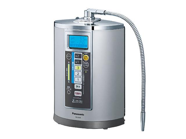 パナソニック(Panasonic) 還元水素水生成器 TK-HS90-S ステンレスシルバー