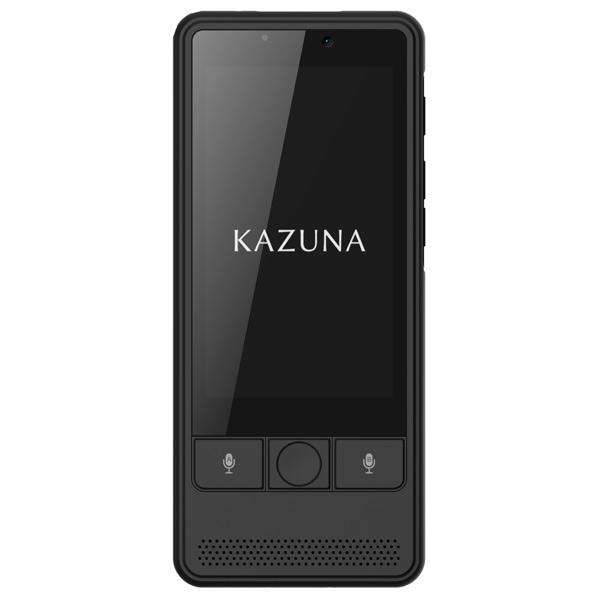 TAKUMI JAPAN TKMT1809B1BK_2YSIM 翻訳機+グローバル通信(2年) KAZUNA eTalk 5 ブラック [TKMT1809B1BK2YSIM] ※延長保証加入対象外となりますので、ご了承くださいませ。