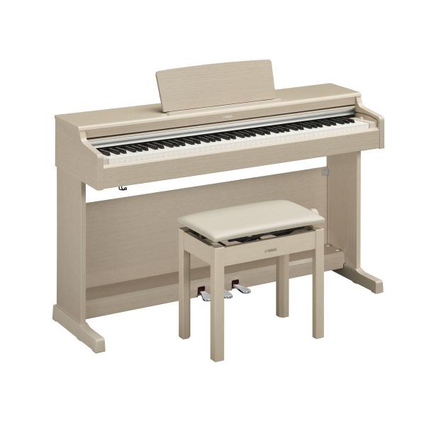 ヤマハ YDP-164WA 電子ピアノ ARIUS ホワイトアッシュ調仕上げ [YDP164WA] [標準配達設置無料]