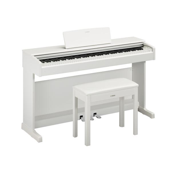 ヤマハ YDP-144WH 電子ピアノ ARIUS ホワイトウッド調仕上げ [YDP144WH] [標準配達設置無料]