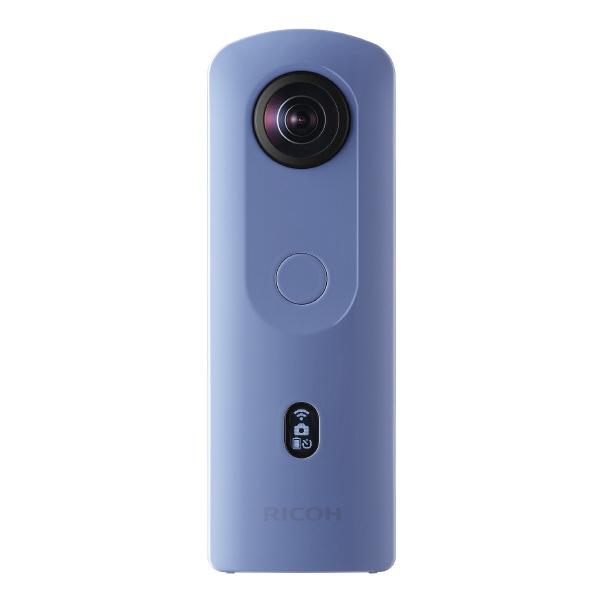 リコー 360°全天球カメラ THETA SC2 ブルー THETASC2BL