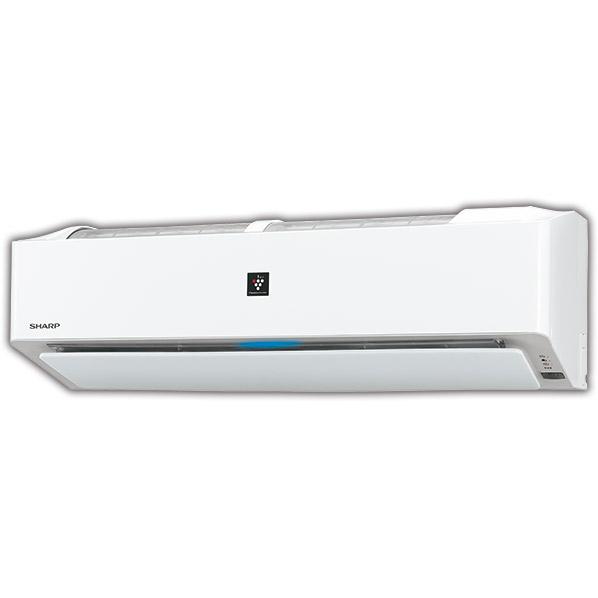(商品お届けのみ) シャープ 14畳向け 自動お掃除付き 冷暖房インバーターエアコン KuaL プラズマクラスターエアコン ホワイト AYL40EE8S