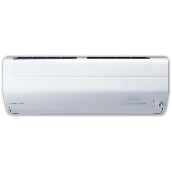(商品お届けのみ) 三菱 MSZ-EM5620E8S-Wセット 18畳向け 自動お掃除付き 冷暖房インバーターエアコン KuaL 霧ヶ峰 ピュアホワイト [MSZEM5620E8SWS]