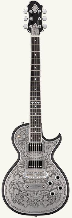(お取り寄せ)ZEMAITIS CS24MF FR4C BLACK ゼマイティス エレキギター ブラックカラー(代引き不可)