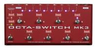 (お取り寄せ)CARL MARTIN OCTA-SWITCH Mk3 カールマーチン プログラマブルのスイッチャー