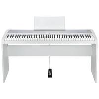 (お取り寄せ)KORG B1 WH + STB1 WH(白)コルグ デジタルピアノ*スタンド付き* 電子ピアノ