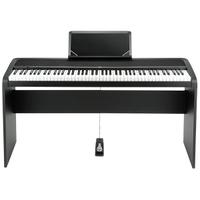 (お取り寄せ)KORG B1 BK + STB1 BK(黒)コルグ デジタルピアノ*スタンド付き*